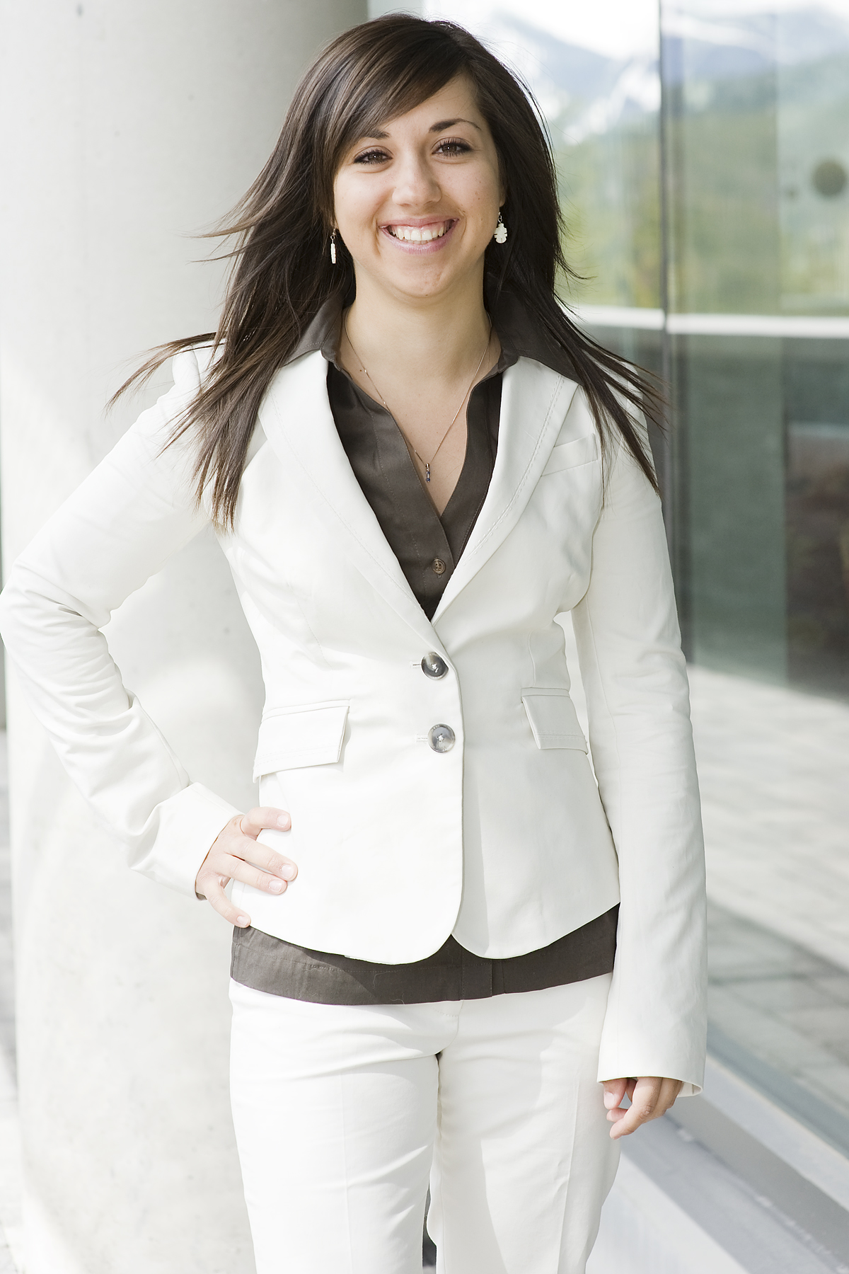 2011 Corporate Portraits; Audrey Duval