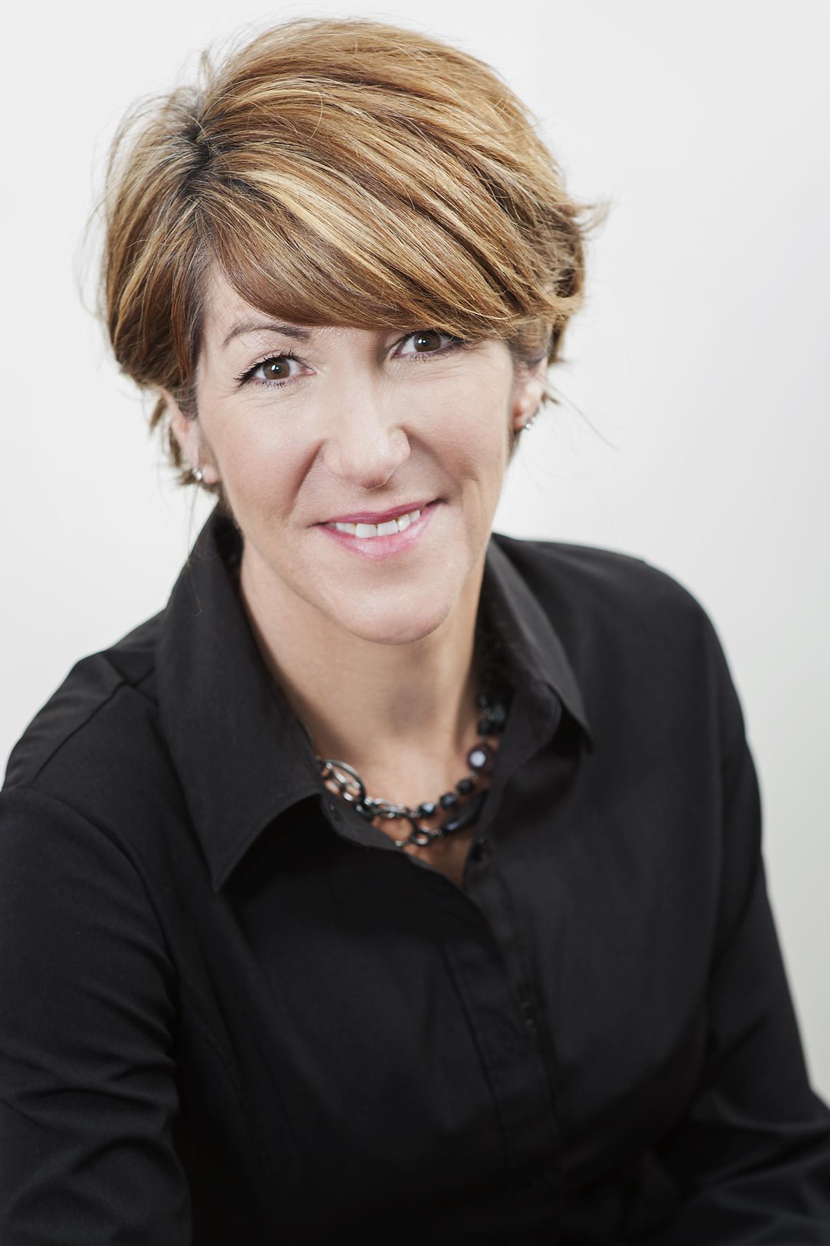 2014 Corporate Portrait, Jacqui Mulikow