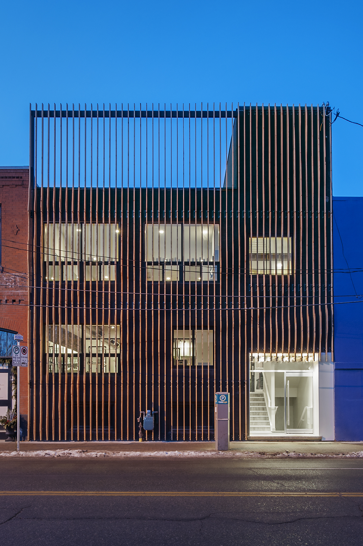 Junction 9 Yoga & Pilates Studio, Architecture by MODERN OFFICE OF DESIGN + ARCHITECTURE | MoDA
