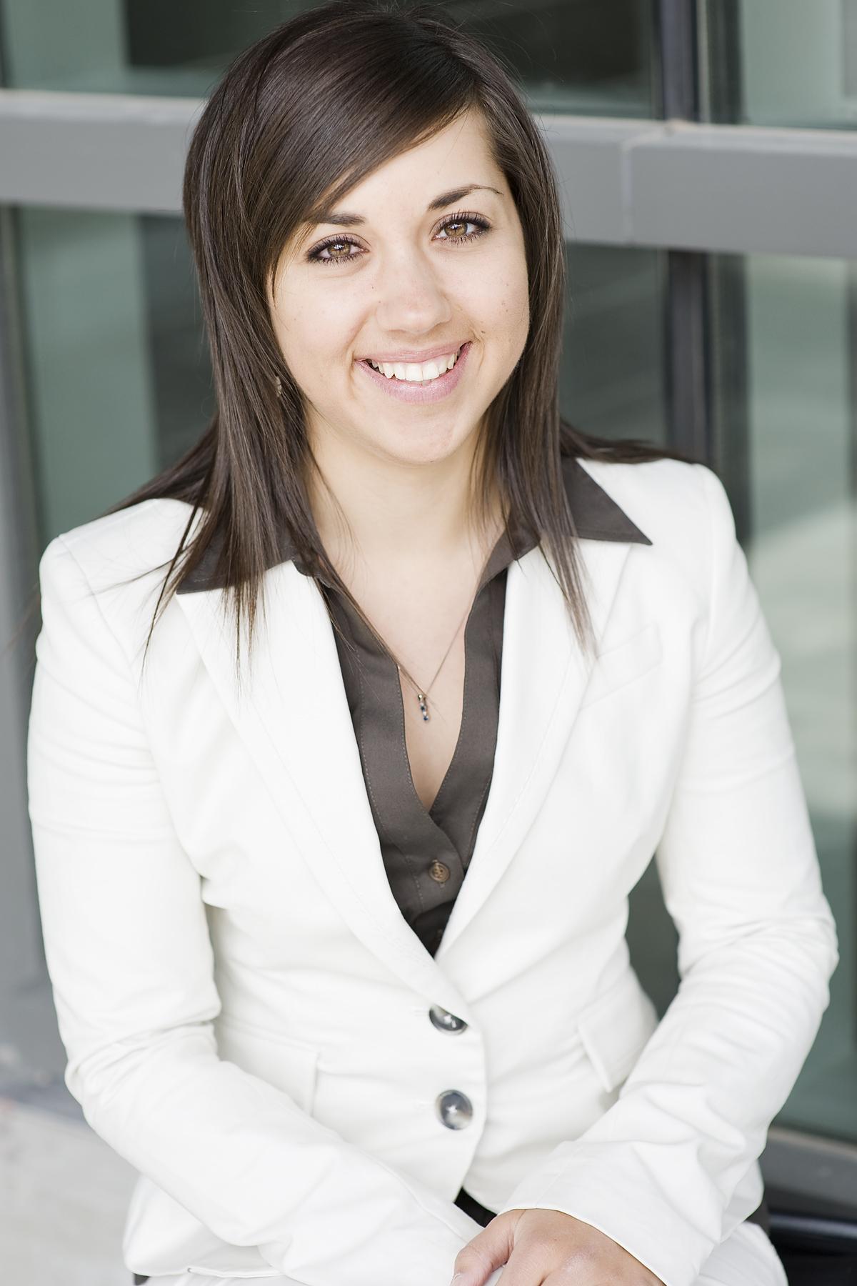2011 Corporate Portraits; Audrey Duval