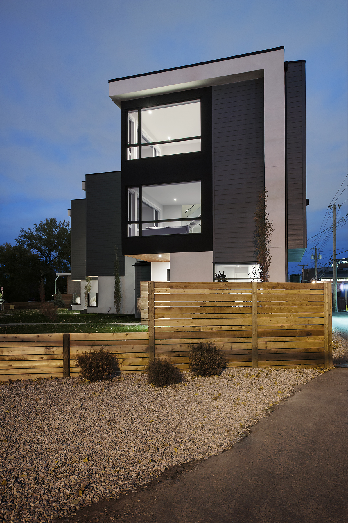 Multifamily residential custom home by Alloy Homes Inc.