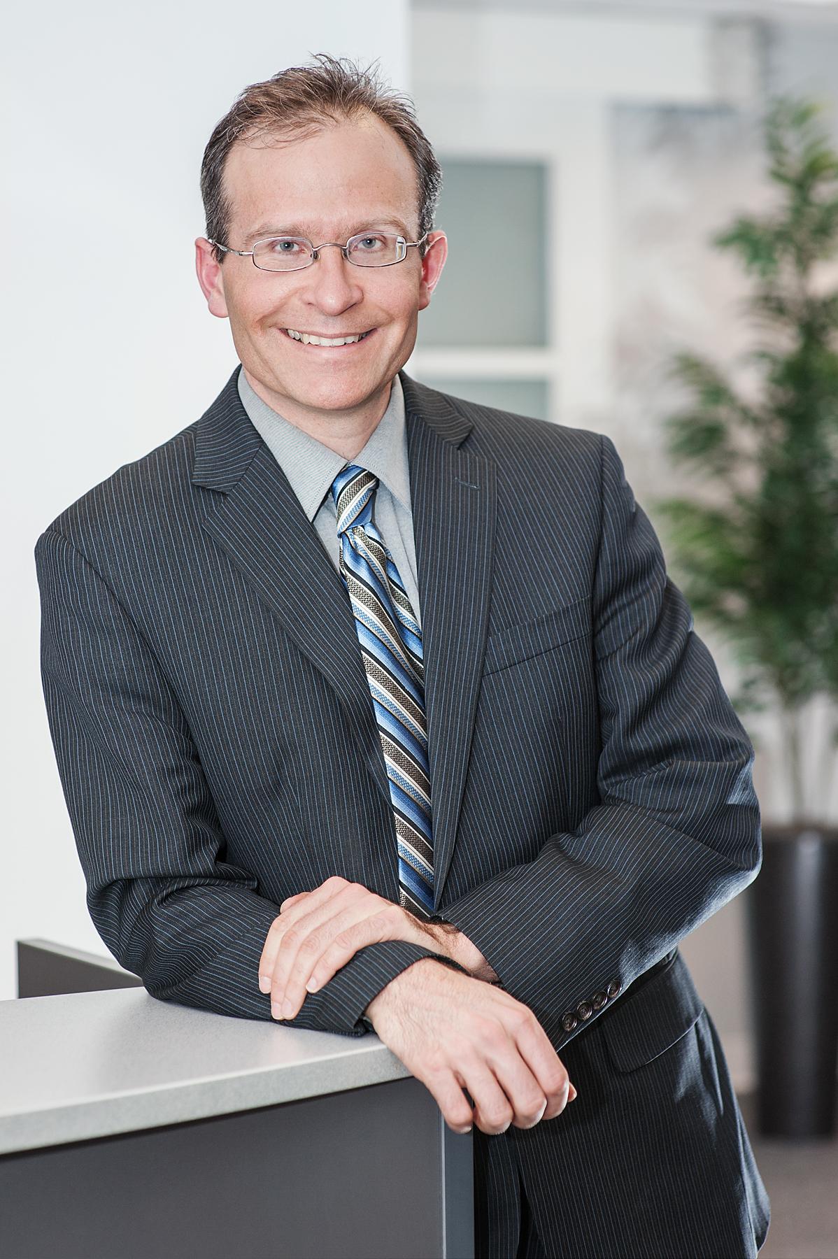 2013 Corporate Portrait, Joad Clement