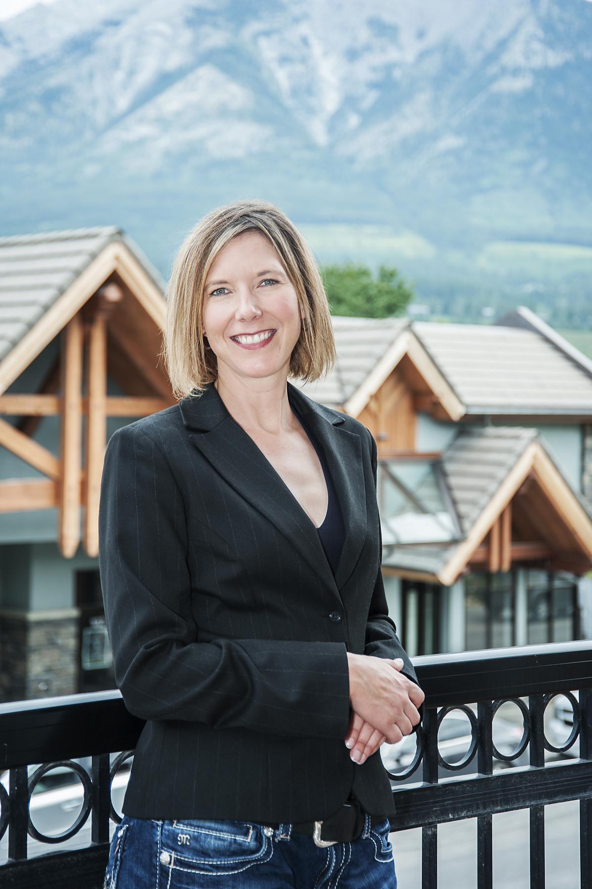 2014 Corporate Portrait, Jessica Stoner