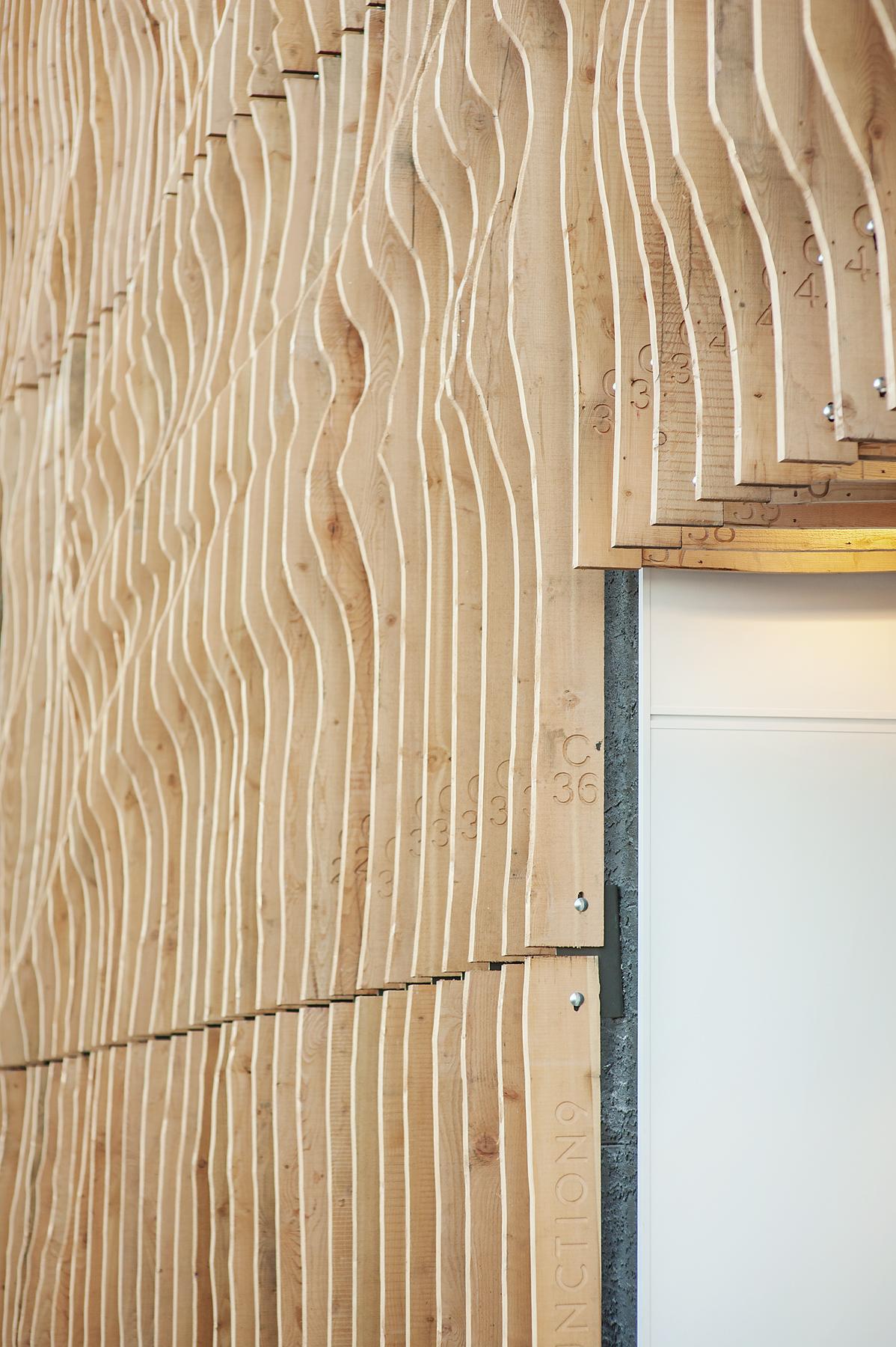 Junction 9 Yoga & Pilates Studio, Architecture by MODERN OFFICE OF DESIGN + ARCHITECTURE | MoDA