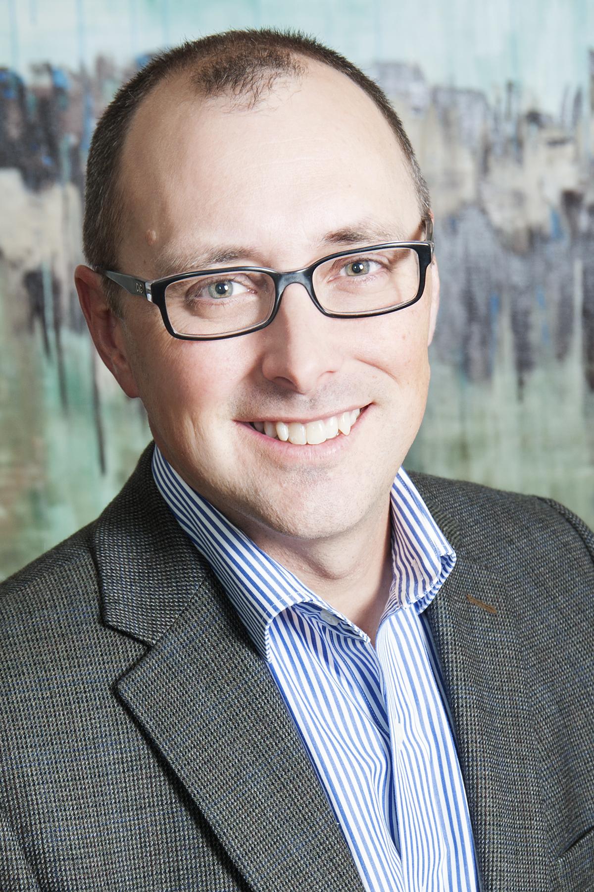 Corporate Portrait, Jean-Charles Lanciault, Entrepreneur, Project Manager, Communicator and CSR Enthusiast