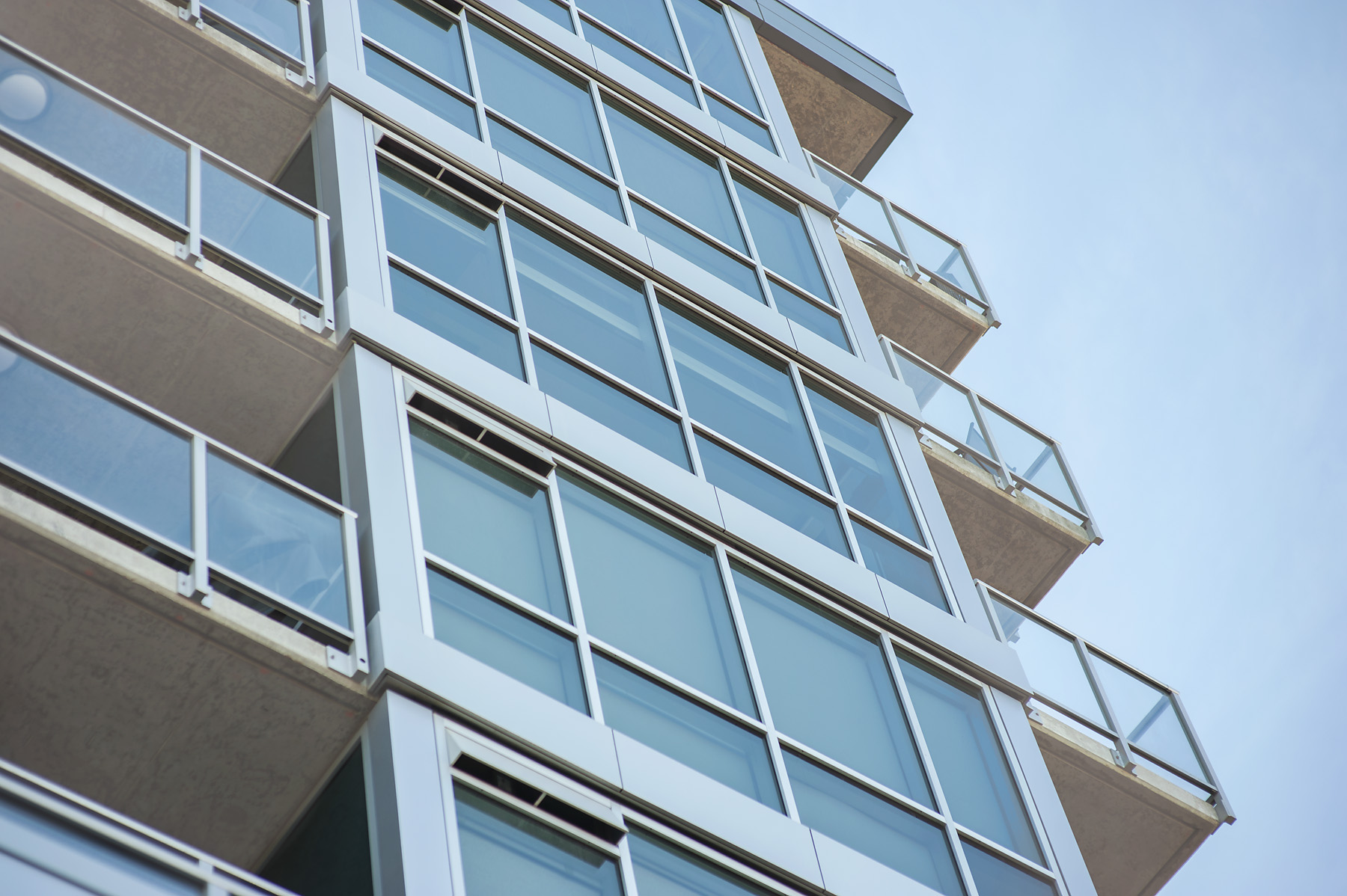 PIXEL by Battistella, Glass and aluminum by Metropolis Facades Inc.