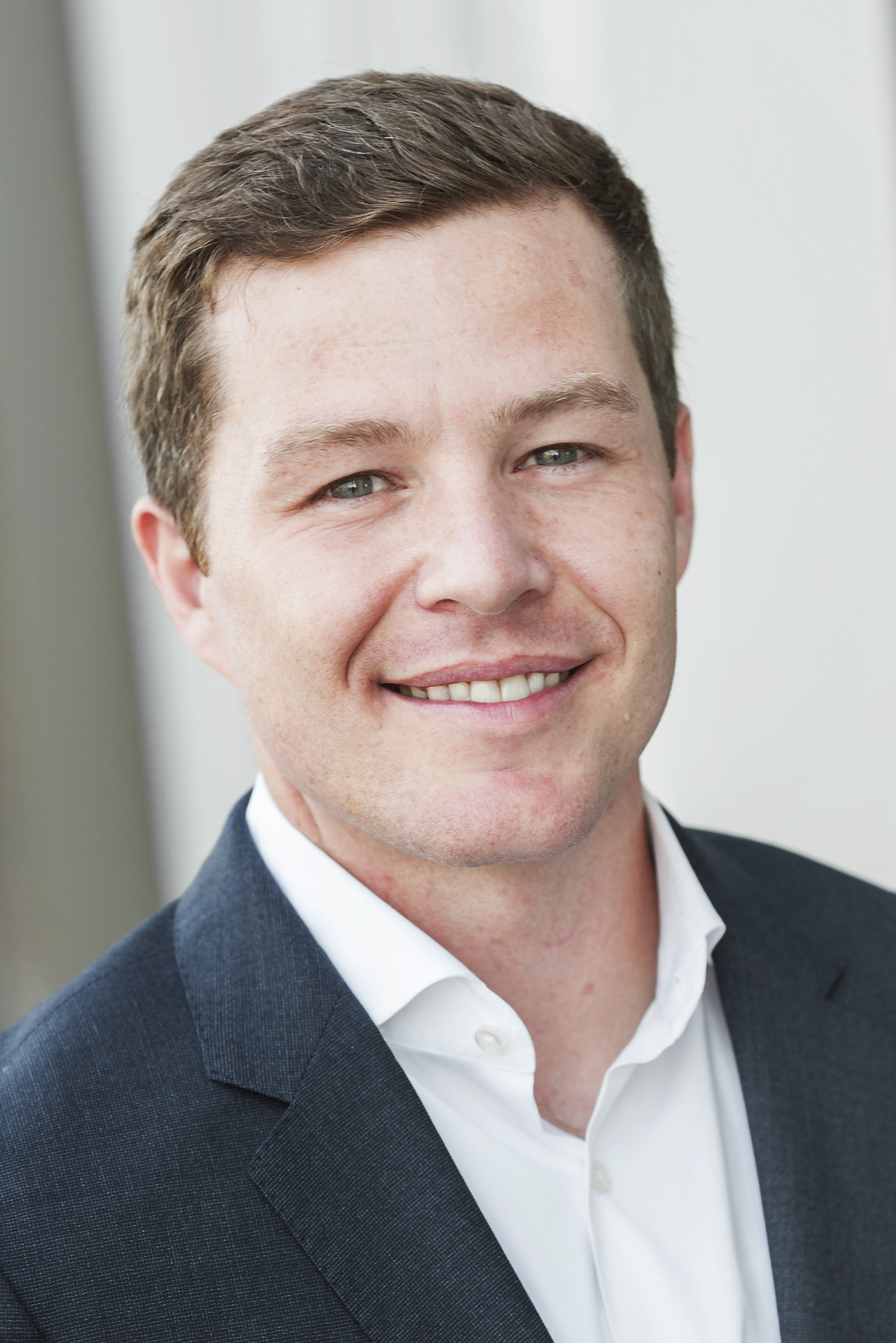Business Portrait for Chad Dymond