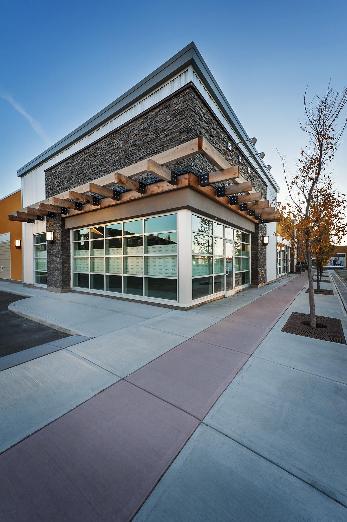 Architecture by Kumlin Sullivan Architecture Studio Ltd.